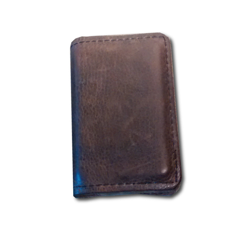 Genuine Leather Credit Card And Cash Holders - ShopTheMakers.com