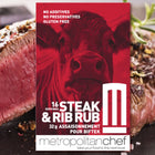 Steak and Rib Rub - The Makers