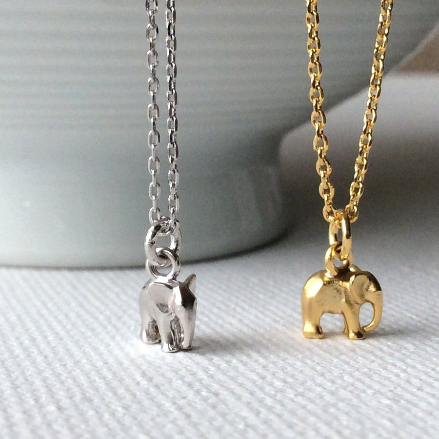 Elephant Necklace Set - ShopTheMakers.com