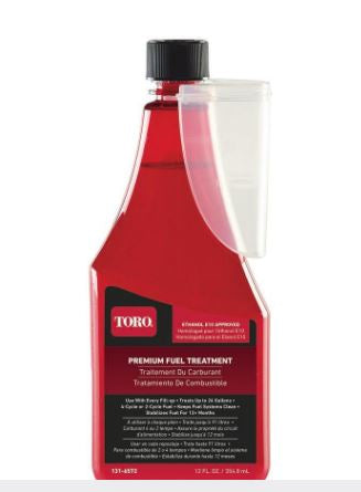 TORO 12 oz. Fuel Treatment #131-6572