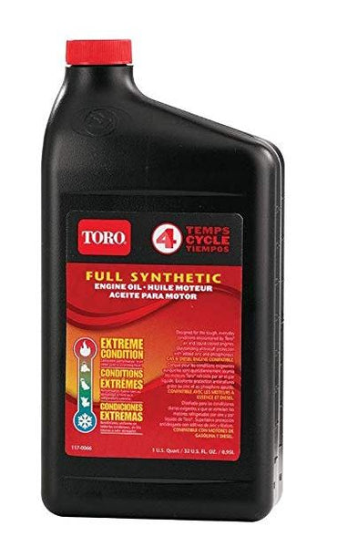 Synthetic Oil 32 Oz