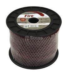 Stens 380-644 Silver Streak Fire Trimmer Line .130 5 lb. Spool