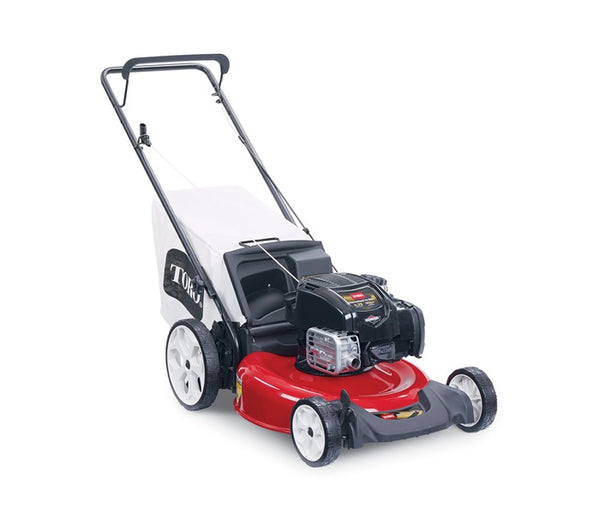 "21"" High Wheel Push Recycler Mower 21320"