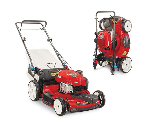 "Toro Lawnmower Recycler 22"" SMARTSTOW Variable Speed High Wheel 20339"