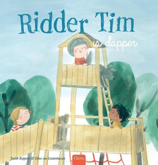 Ridder Tim is dapper - Judith Koppens