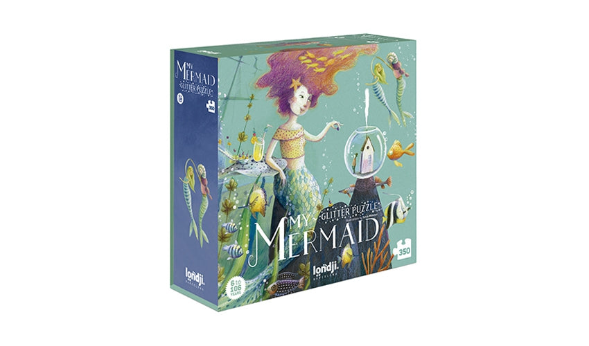 Puzzle My mermaid