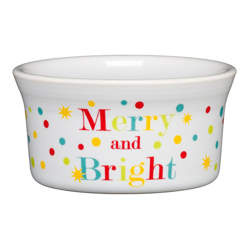 Christmas Bowls And Platters.Christmas Fiesta Factory Direct