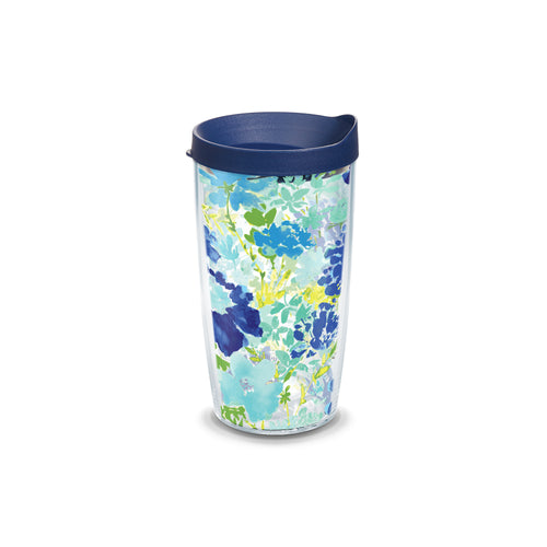 Fiesta® Meadow Floral 16 oz Tumbler with Lid