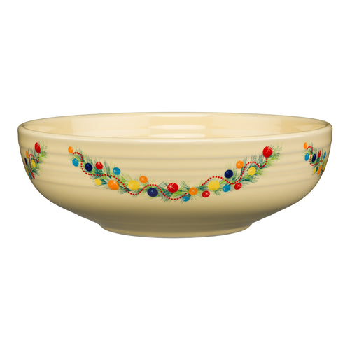 Large Christmas Tree Bistro Bowl