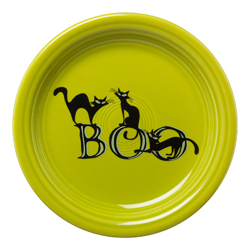 Trio of Boo Cats Appetizer Plate