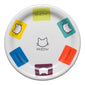 Meow Cat Appetizer Plate