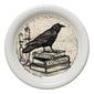 Mystical Halloween Raven Appetizer Plate, fiesta® Mystical Halloween - Fiesta Factory Direct by Homer Laughlin China.  Dinnerware proudly made in the USA.
