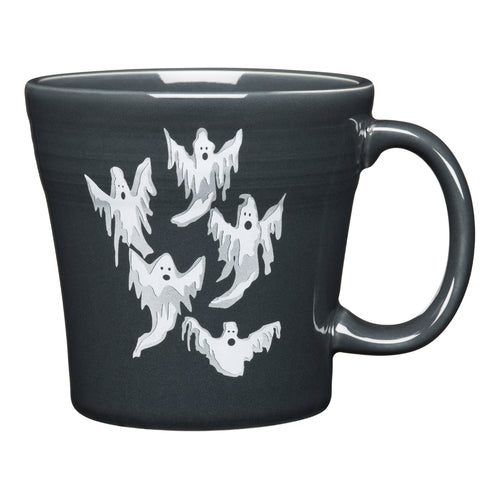 Ghosts Tapered Mug, fiesta® halloween - Fiesta Factory Direct by Homer Laughlin China.  Dinnerware proudly made in the USA.