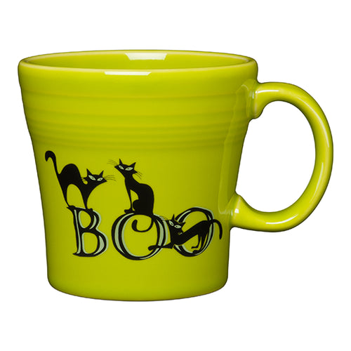 Trio of Boo Cats Tapered Mug