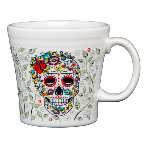 Tapered Mug SKULL AND VINE Sugar
