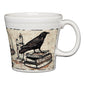Mystical Halloween Tapered Mug