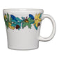 Blue Fall Fantasy Tapered Mug, fiesta® Blue Fall Fantasy - Fiesta Factory Direct by Homer Laughlin China.  Dinnerware proudly made in the USA.