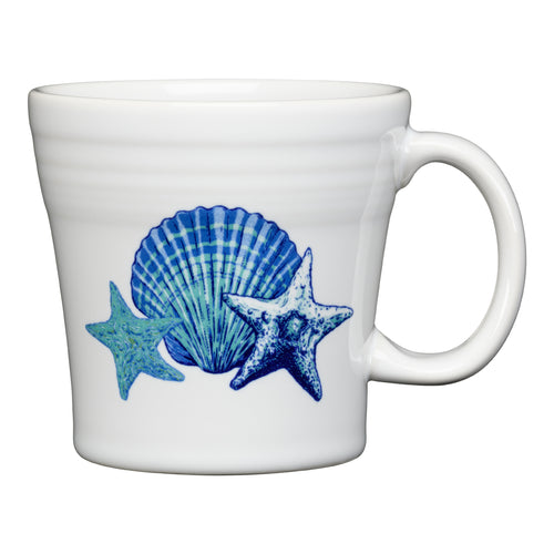 Coastal Tapered Mug, fiesta® Coastal - Fiesta Factory Direct by Homer Laughlin China.  Dinnerware proudly made in the USA.