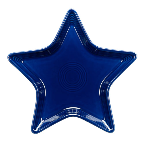 Star Plate, plates - Fiesta Factory Direct by Homer Laughlin China.  Dinnerware proudly made in the USA.