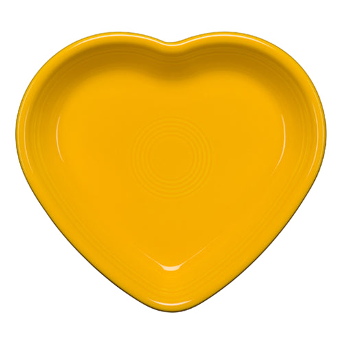 Medium Heart Bowl - Fiesta Factory Direct