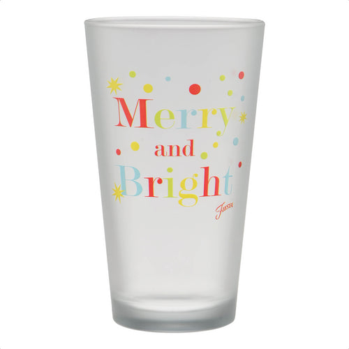16 oz. Fiesta® Merry & Bright Frosted Cooler - Set of 4