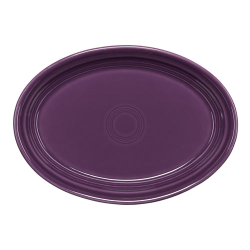 Small Oval Platter, platters - Fiesta Factory Direct by Homer Laughlin China.  Dinnerware proudly made in the USA.