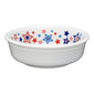 Americana Stars Small Bowl, fiesta® Americana Stars - Fiesta Factory Direct by Homer Laughlin China.  Dinnerware proudly made in the USA.