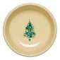 Small Blue Christmas Tree Bowl