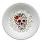 Luncheon Plate SKULL AND VINE Sugar - Fiesta Factory Direct