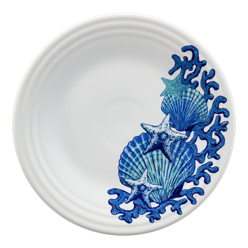 Coastal Luncheon Plate, fiesta® Coastal - Fiesta Factory Direct by Homer Laughlin China.  Dinnerware proudly made in the USA.