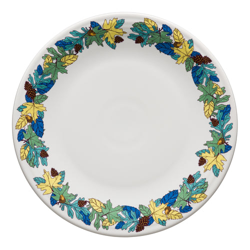 Blue Fall Fantasy Chop Plate