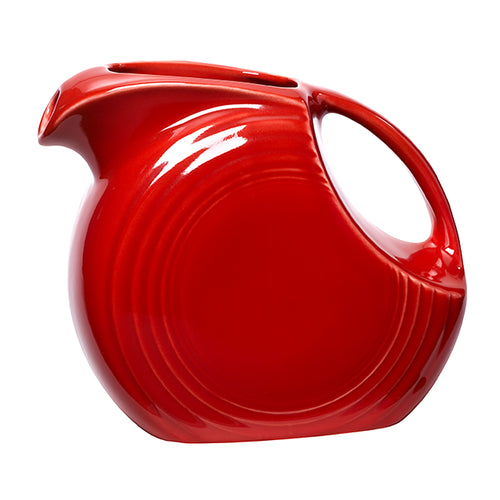 Large Disk Pitcher - Fiesta Factory Direct