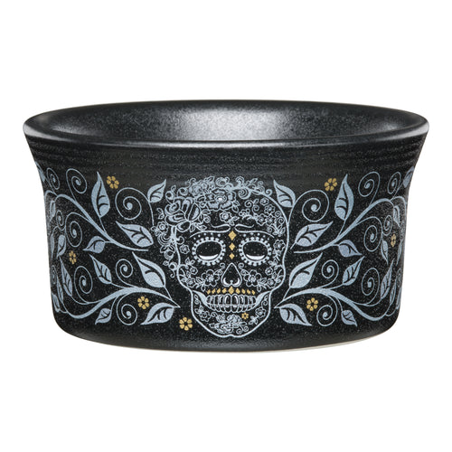 Ramekin SKULL AND VINE, fiesta® SKULL AND VINE - Fiesta Factory Direct by Homer Laughlin China.  Dinnerware proudly made in the USA.