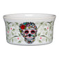 Ramekin SKULL AND VINE Sugar, fiesta® SKULL AND VINE - Fiesta Factory Direct by Homer Laughlin China.  Dinnerware proudly made in the USA.