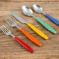 Fiesta® Jamboree Multi-Color 20 piece Flatware Set