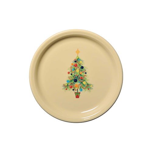 Christmas Tree Bistro Buffet Plate, fiesta® christmas tree - Fiesta Factory Direct by Homer Laughlin China.  Dinnerware proudly made in the USA.