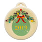 Christmas Tree 2019 Ornament