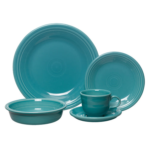 5pc Place Setting - Fiesta Factory Direct
