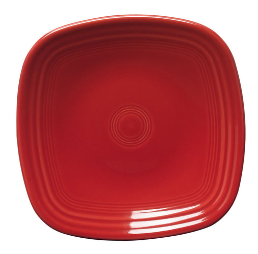 Square Salad Plate, plates - Fiesta Factory Direct by Homer Laughlin China.  Dinnerware proudly made in the USA.