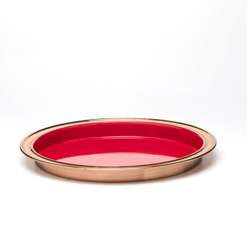 Fiesta® Copper 14 inch Bar Tray - Scarlet