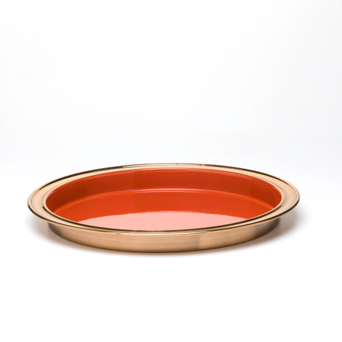 Fiesta® Copper 14 inch Bar Tray - Poppy