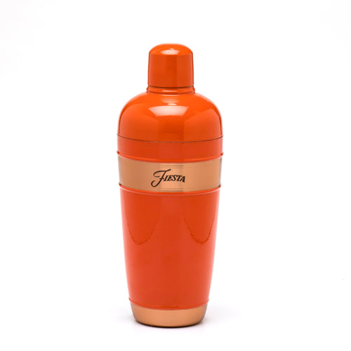 Fiesta® Copper 24 oz. Cocktail Shaker - Poppy