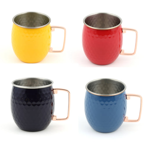 Fiesta® Moscow Mule Mugs Set of 4