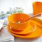 3pc Bistro Place Setting, place settings - Fiesta Factory Direct by Homer Laughlin China.  Dinnerware proudly made in the USA.