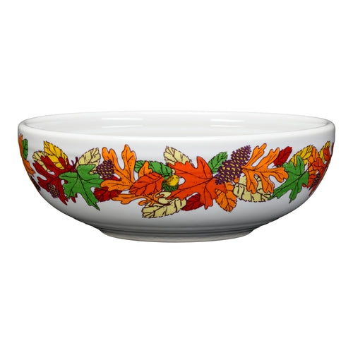 Fall Fantasy Brights Medium Bistro Bowl, fiesta® Fall Fantasy Brights - Fiesta Factory Direct by Homer Laughlin China.  Dinnerware proudly made in the USA.