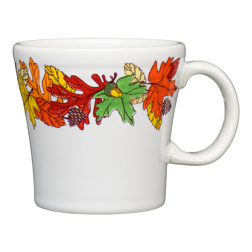 Fall Fantasy Brights Tapered Mug, fiesta® Fall Fantasy Brights - Fiesta Factory Direct by Homer Laughlin China.  Dinnerware proudly made in the USA.