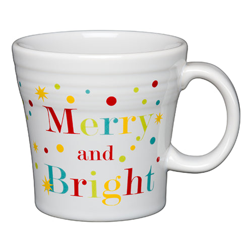Tapered Mug Merry and Bright (1475)