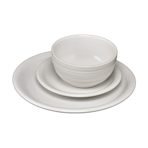 3pc Bistro Place Setting  sc 1 st  White \u2013 Fiesta Factory Direct & White \u2013 Fiesta Factory Direct