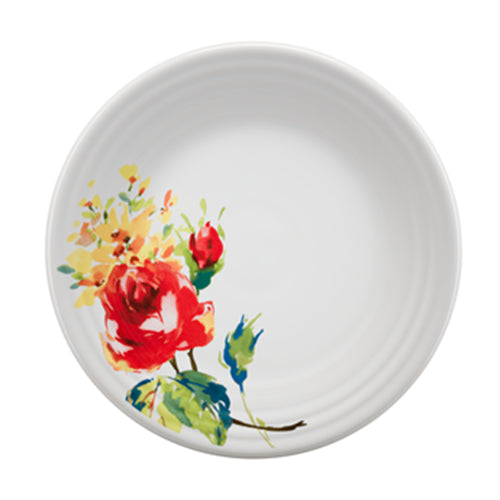 luncheon plate Floral Bouquet (465)