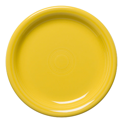 Bistro Salad Plate, plates - Fiesta Factory Direct by Homer Laughlin China.  Dinnerware proudly made in the USA.